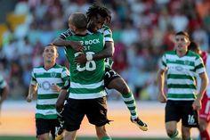Gelson garante vitória do Sporting nas Aves