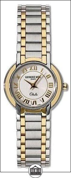 Raymond Weil 2320-STG-00808 - Reloj para mujeres  ✿ Relojes para mujer - (Lujo) ✿