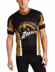 NCAA Unisex Adult Western Michigan Broncos Cycling Jersey (XX-Large) Adrenaline. $79.95
