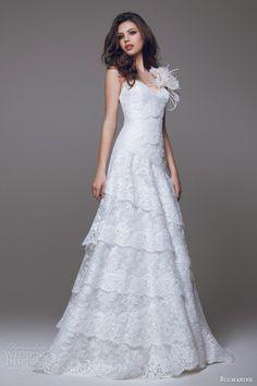 Blumarine Bridal 2015 Wedding Dresses — Part 1   Wedding Inspirasi