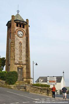 Grange Clock Tower, Grange over Sands, Cumbria