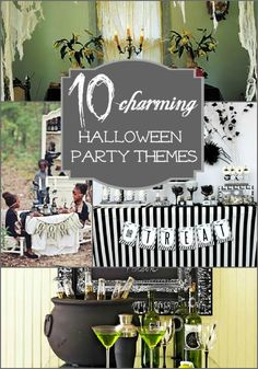Halloween parties are an exciting and festive way to celebrate the 31st.