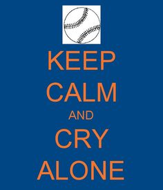 The pain of being a Mets fan...