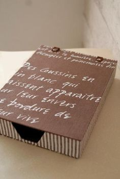 A4の書類ケースの画像:Living room cafe diary