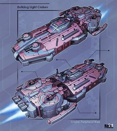 Bulldog Light Cruiser by *KaranaK on deviantART http://karanak.deviantart.com/art/Bulldog-Light-Cruiser-134668175 ★ || CHARACTER DESIGN REFERENCES | キャラクターデザイン  • Find more artworks at https://www.facebook.com/CharacterDesignReferences & http://www.pinterest.com/characterdesigh and learn how to draw: #concept #art #animation #anime #comics || ★