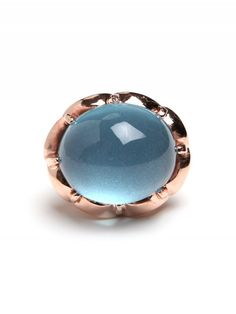 cerulean dome ring