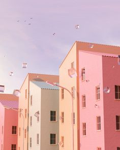clean aesthetic Whim Vibes Clean Lines Tropical Pink Rose Gold Gold Emerald Green Foilage Palms Ocean Pretty Aesthetic Pastel Wallpaper, Aesthetic Backgrounds, Aesthetic Wallpapers, Aesthetic Pastel Pink, Pastel Walls, Pink Walls, Pastel Room, Bedroom Wall Collage, Photo Wall Collage