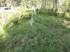 Cemetery Fisherville BC