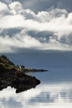 peace and tranquility, isle of skye, scotland