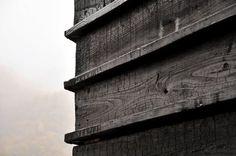wood and the dog, Paesana, 2013 - StudioErrante Architetture