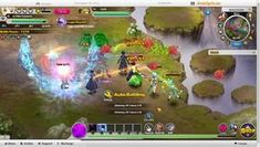 SAO's Legend is a Free-to-play, Role-Playing MMO Game playable in any Browser (Browser Based)