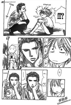 skip beat 205 - Google Search his face tho. I LOVE YOU KUON