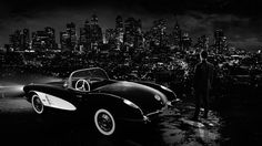 The trailer for Sin City: A Dame to Kill For features private eye Dwight McCarthy, played by Josh Brolin, gripping the wheel of a speeding convertible as if it were his mortal enemy's neck.