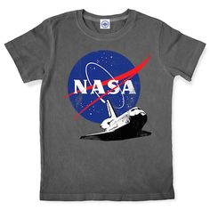 NASA Space Shuttle Endeavour Kid's Tee: click to enlarge