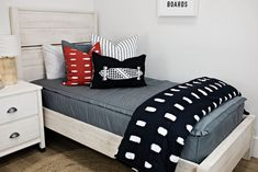 Styled for Boys – Beddy's Zip Up Bedding, Grey Bedding, Grey Boys Rooms, Beddys Bedding, Euro Pillow Covers, Large Blankets, Feather Pillows, Make Your Bed, Boy Room