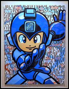 Speedy Graphito - Code art | par Thethe35400