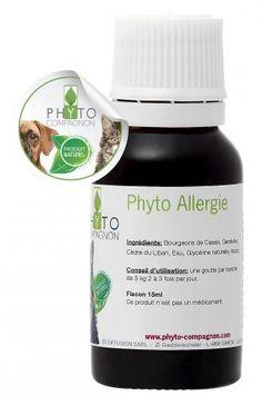 Phyto Allergie - 15 ml Lutte contre les allergies diverses et variées  -  26e  -  complexe de gemmothérapie conçu pour prévenir et soigner toutes les allergies.  Phyto Allergie draine l'organisme en profondeur, élimine les toxines, et renforce les défenses pour mieux lutter contre les agressions extérieures.
