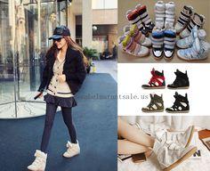 isabel marant Winter Ootd, Isabel Marant, Heels, Sneakers, Collection, Women, Heel, Tennis, Slippers