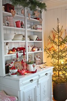 Christmas ~ country kitchen