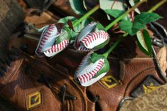 THAT'S THE COOLEST THING EVER!!!!! baseball softball football soccer basketball tennis by SportBuds, $10.00