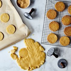 Nordic Ware Cookie Stamps (Set of 3) on Food52