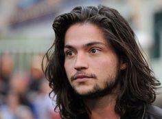 ▷ Idéias para homens para ter penteado incrível com pêlos longos