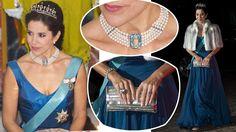 GALLERI: Kronprinsesse Marys festgarderobe | Billed Bladet#slide-6