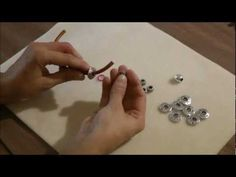 Using Rubber O Rings on 5mm Round Euro Leather - Beginner - YouTube