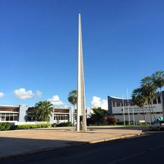 Discover Geographic Center of South America in Cuiabá, Brazil: An obelisk marks the exact center of the continent, as per the calculations of the legendary Brazilian explorer Cândido Rondon. Latter Day Saints, Continents, Cn Tower, South America, Brazil, Explore, World, Building, Places