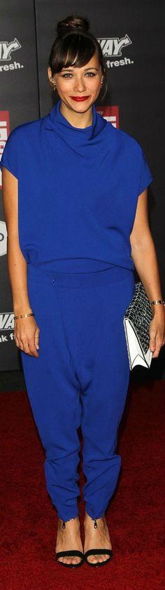 Rashida Jones In Camilla and Marc – 'Big Hero 6′ LA Premiere