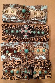 Blinded out bandanas - going to make me some of these!!! OH MY GOD! I NEEEED THESE!