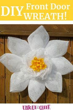 #diysummerwreath #wreath Celebrate summer all year long with these gorgeous, EASY to make DIY flower wreaths using a Unique in the Creek  DIY wreath board! Grab your craft supplies, deco mesh, a Unique in the Creek wreath board and then watch our easy step by step video tutorials on Youtube! What will you CREATE? Show us on our Facebook Page! #uniqueinthecreek #uitc #imadethis #decomesh #diyflowerwreath #diywreath Diy Fall Wreath, Fall Wreaths, Summer Wreath, Flower Wreaths, Diy Flowers, Wreaths For Front Door, Door Wreaths, Valentine Day Wreaths, Frame Wreath