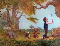 Winnie the Pooh Star Wars