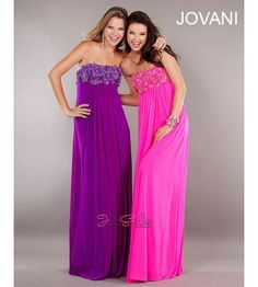 Crank up the feminine charm with this utterly beautiful dress Jovani 25326.Strapless jersey Jovani sexy gown features floral applique at the bust. This jersey long gown is available in plus size.