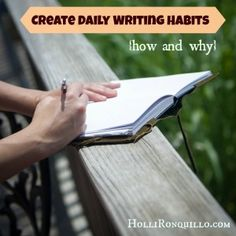 Write every day!