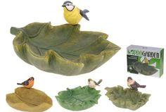 """Поилка декоративн для птиц """"лист"""", 27Х22cm, H14cm в наличии купить от promstore быстро с доставкой по Кишиневу и Молдове в 999Market"""