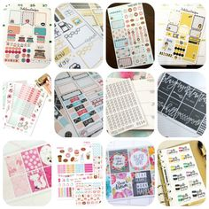 Must Have Planner Stickers that any Planner Addict will absolutely LOVE! - BusyBeingJennifer.com