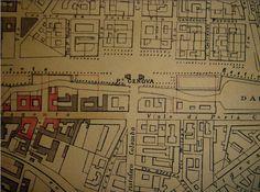 Zona Porta Genova 1899 | da Milàn l'era inscì