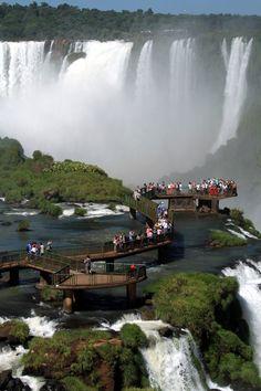 Aos 76 anos, Parque Nacional do Iguaçu tem atrações clássicas para todos os estilos