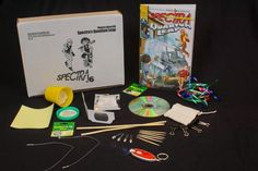 Register for a free physics kit  (Free through the mail, while supplies last)