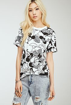 Disney Characters Tee | FOREVER21 - 2000055720