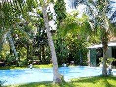 Hemingway's Garden, Key West, FL