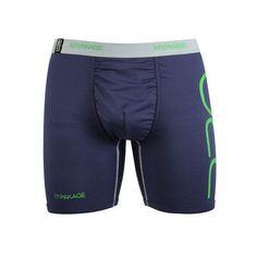 MyPakage Blue/Green Boxer Briefs