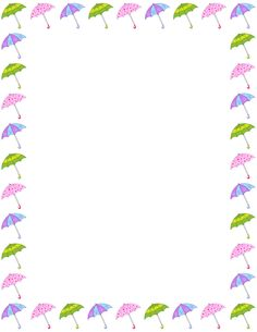 Printable kite border free gif jpg pdf and png downloads at http free umbrella border templates including printable border paper and clip art versions file formats include gif jpg pdf and png voltagebd Image collections