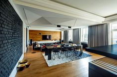 Men's Choice 2 - A Sophisticated Apartment With A Timeless Look