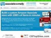 Associate-O-Matic | Build a Custom Amazon Associates Store in Minutes