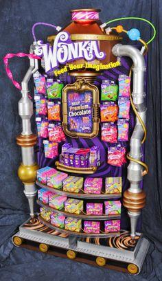 Wonka Display