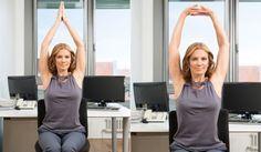 Ommm: Die besten Yoga-Übungen fürs Büro