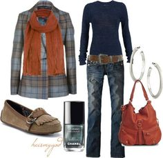 Fashionable Outfits for Fall/Winter 2014 – 2015 | Pretty Designs