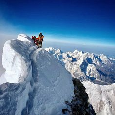 Everest Mountain, Climbing Everest, Camping Set Up, Mountain Climbing, Top Of The World, Mountaineering, Adventure Is Out There, The World's Greatest, Nepal